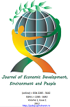 Journal of Economic Development, Environment and People